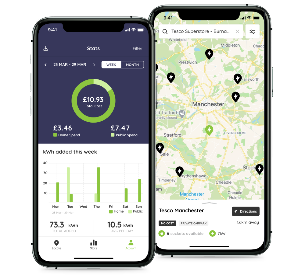 App Feature Map Data