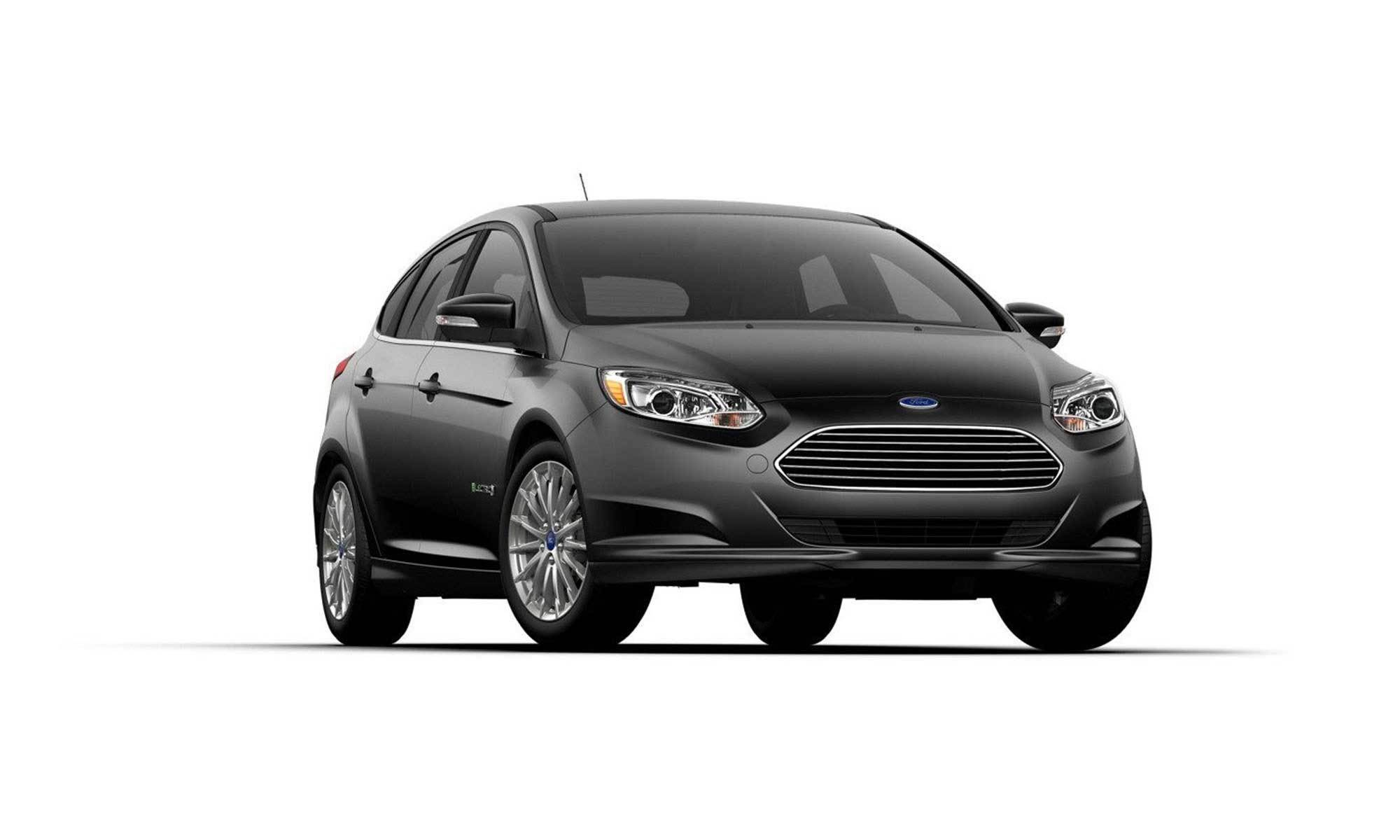 Ford Focus Electric (2017)
