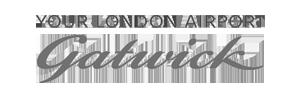 Gatiwck Airport Logo