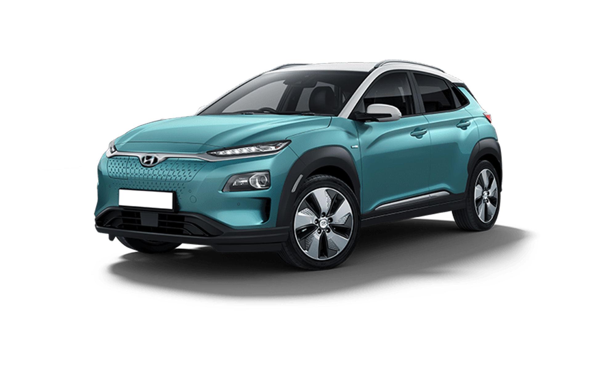 Hyundai KONA Electric 39 kWh (2018)