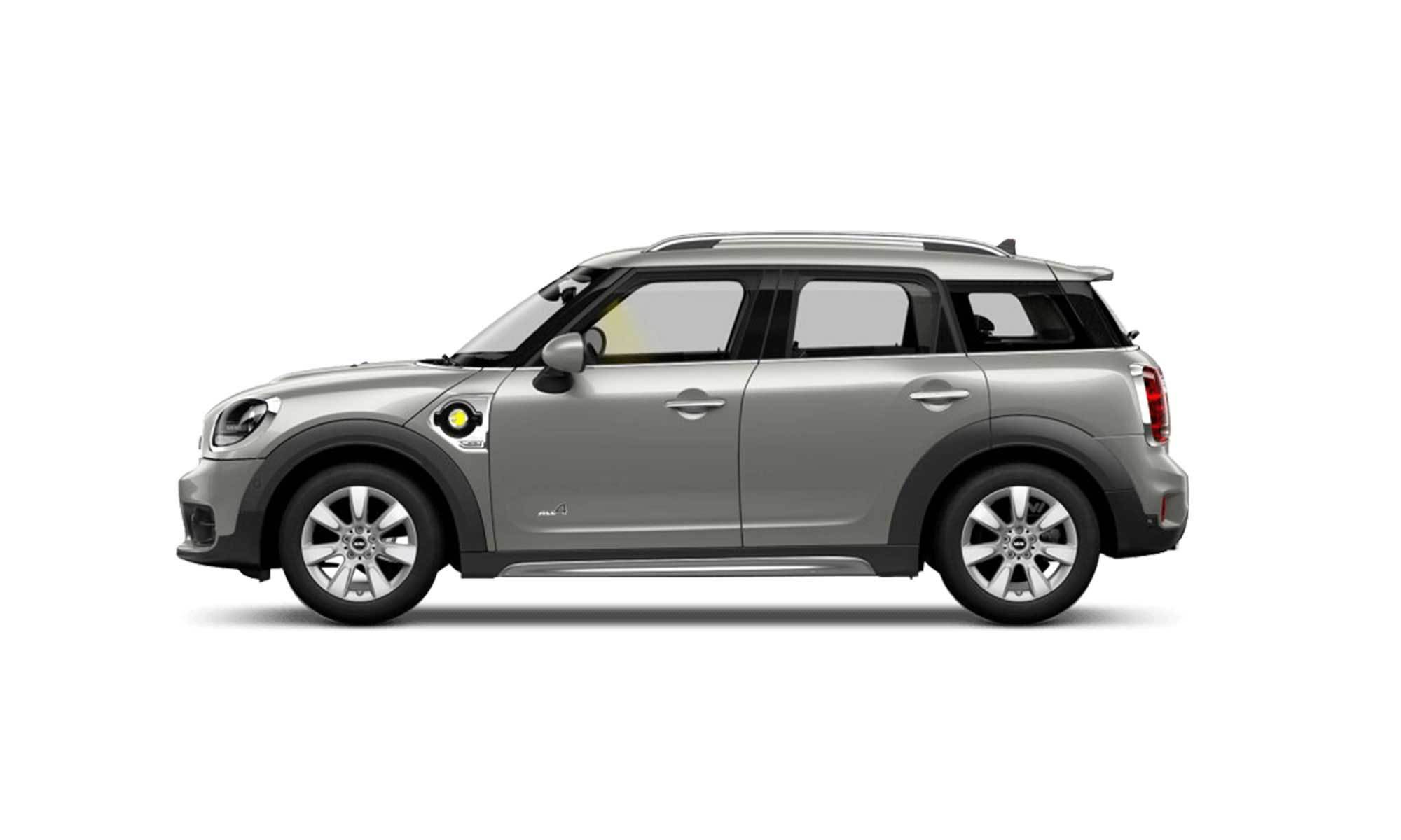 Mini Countryman PHEV (2017)