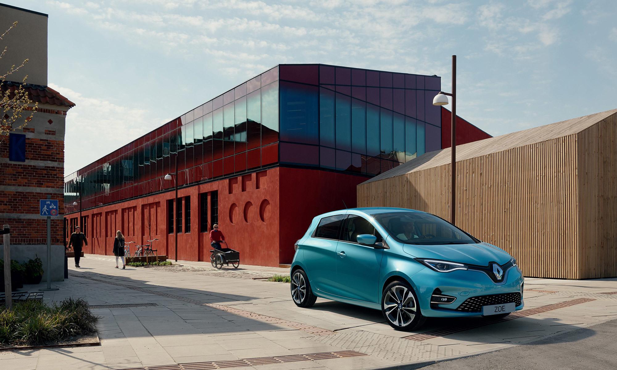New Renault Zoe Lifestyle