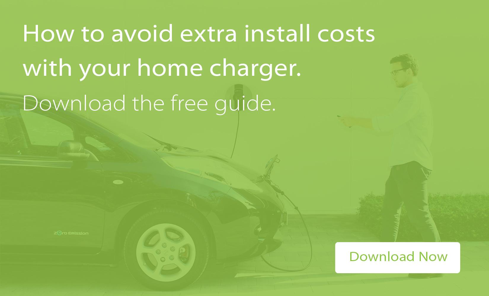 Charging An Electric Car At Home Pod Point Wiring A Single Plug Socket Uk Nissan Cta Big