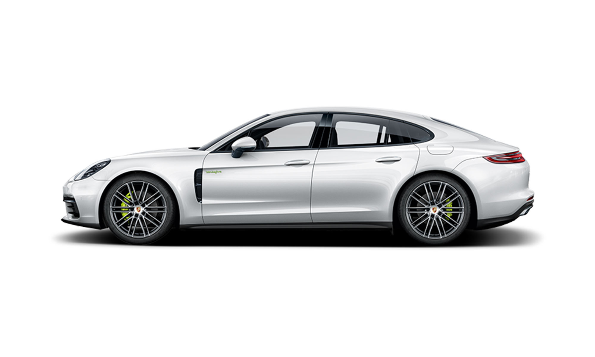 Panamera White Background