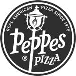 Peppes Logo Bnw