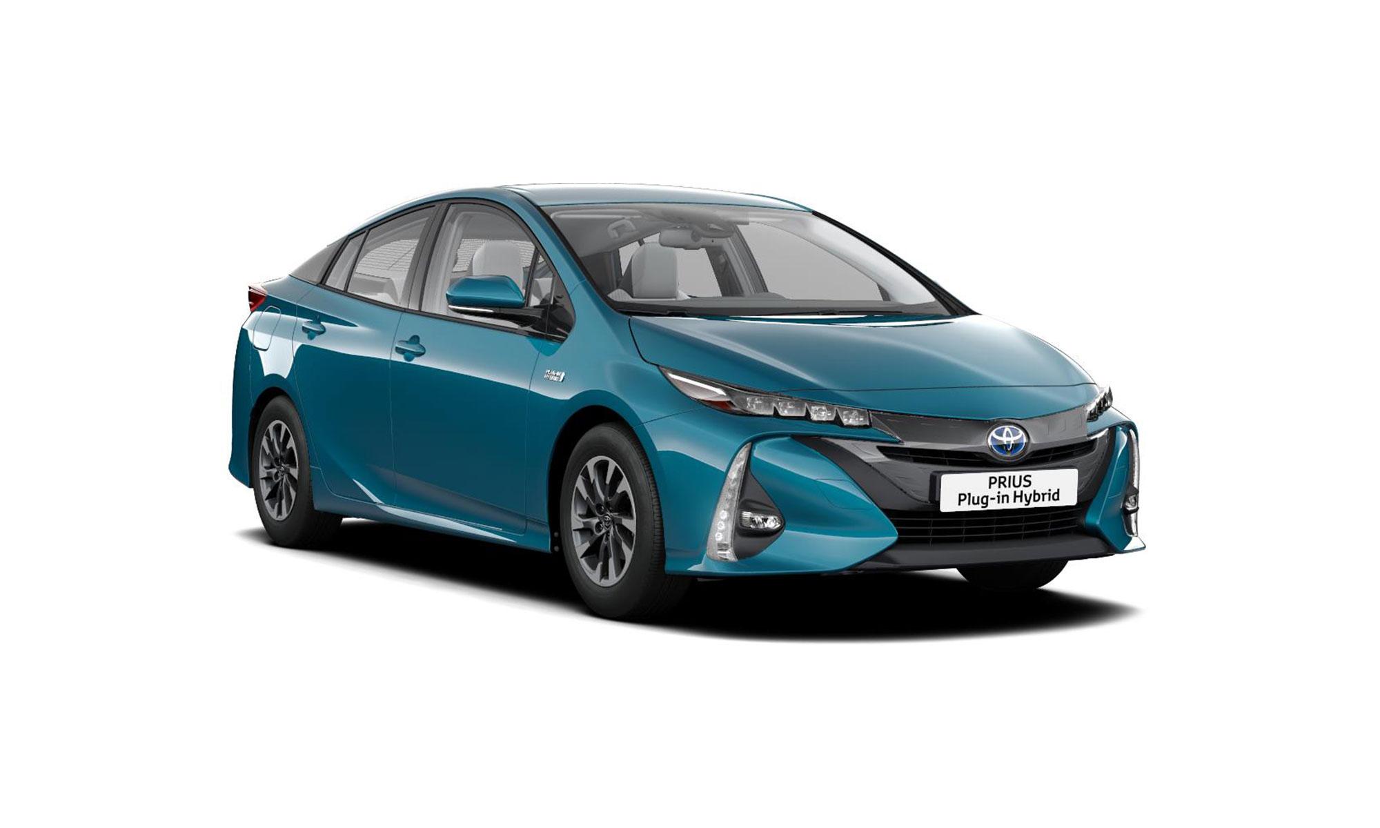 Toyota Prius Plug-In Hybrid (2017)