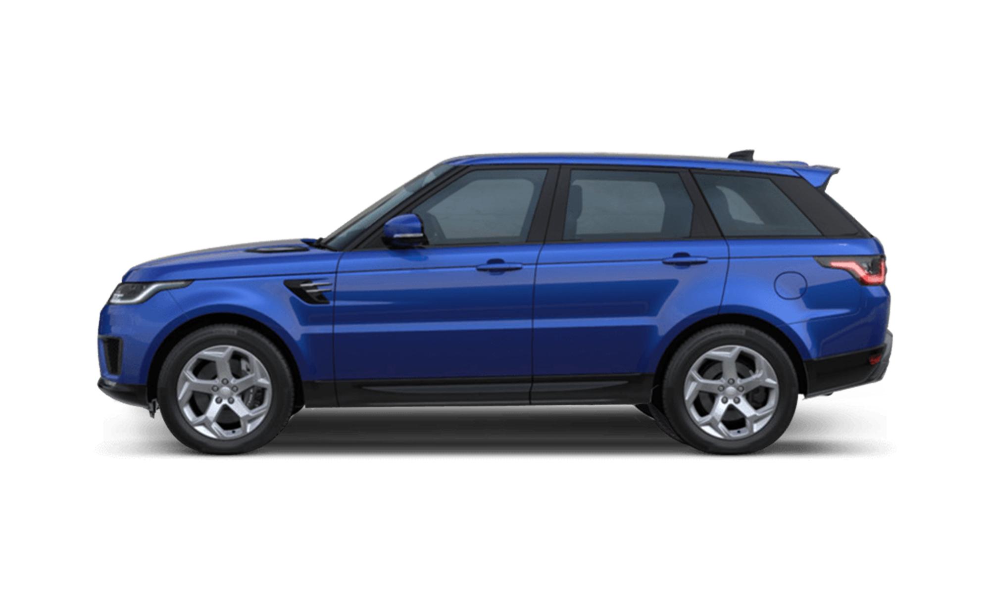 Range Rover Sport White Background