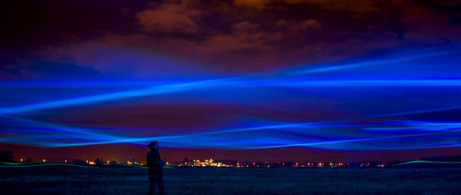 Studio Roosegaarde Waterlicht 650X276