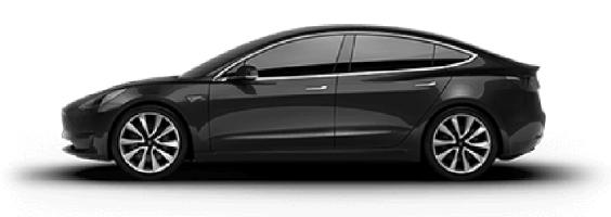 Tb Tesla Model 3