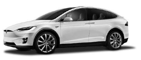 Tb Tesla Model X