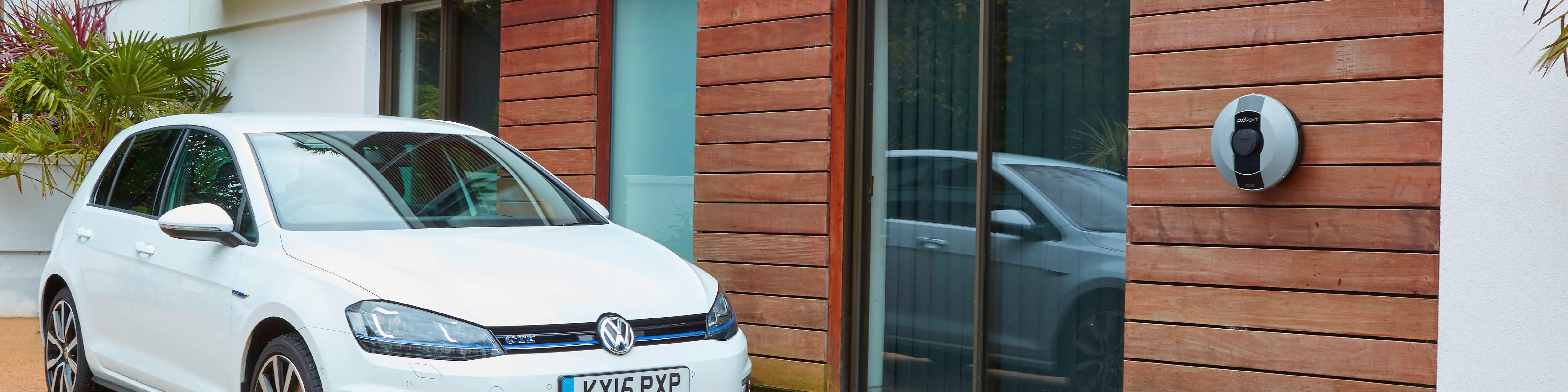 Preferred Supplier for VW Charging Stations in the UK