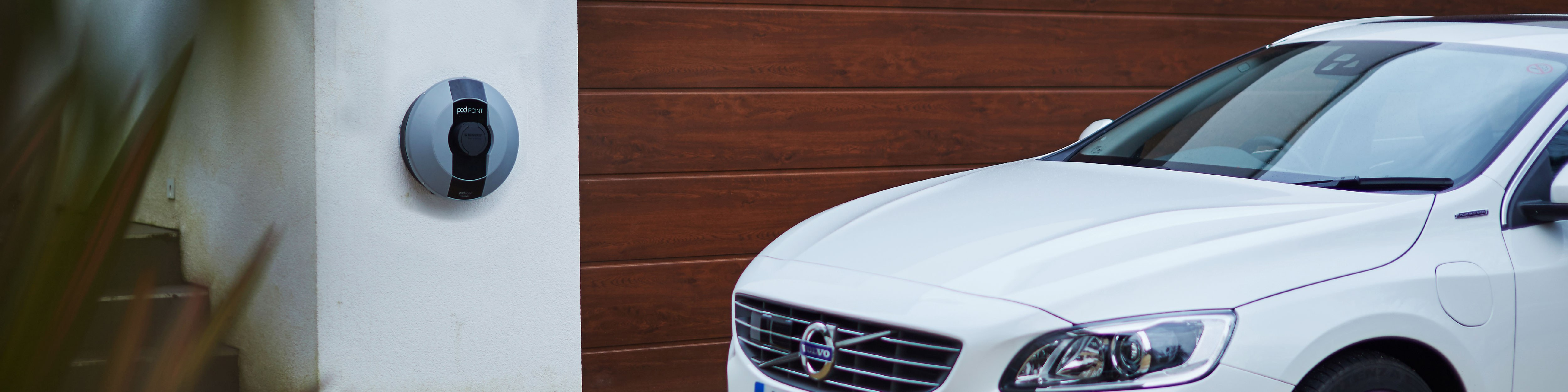 Preferred Supplier for Volvo Charging Stations in the UK