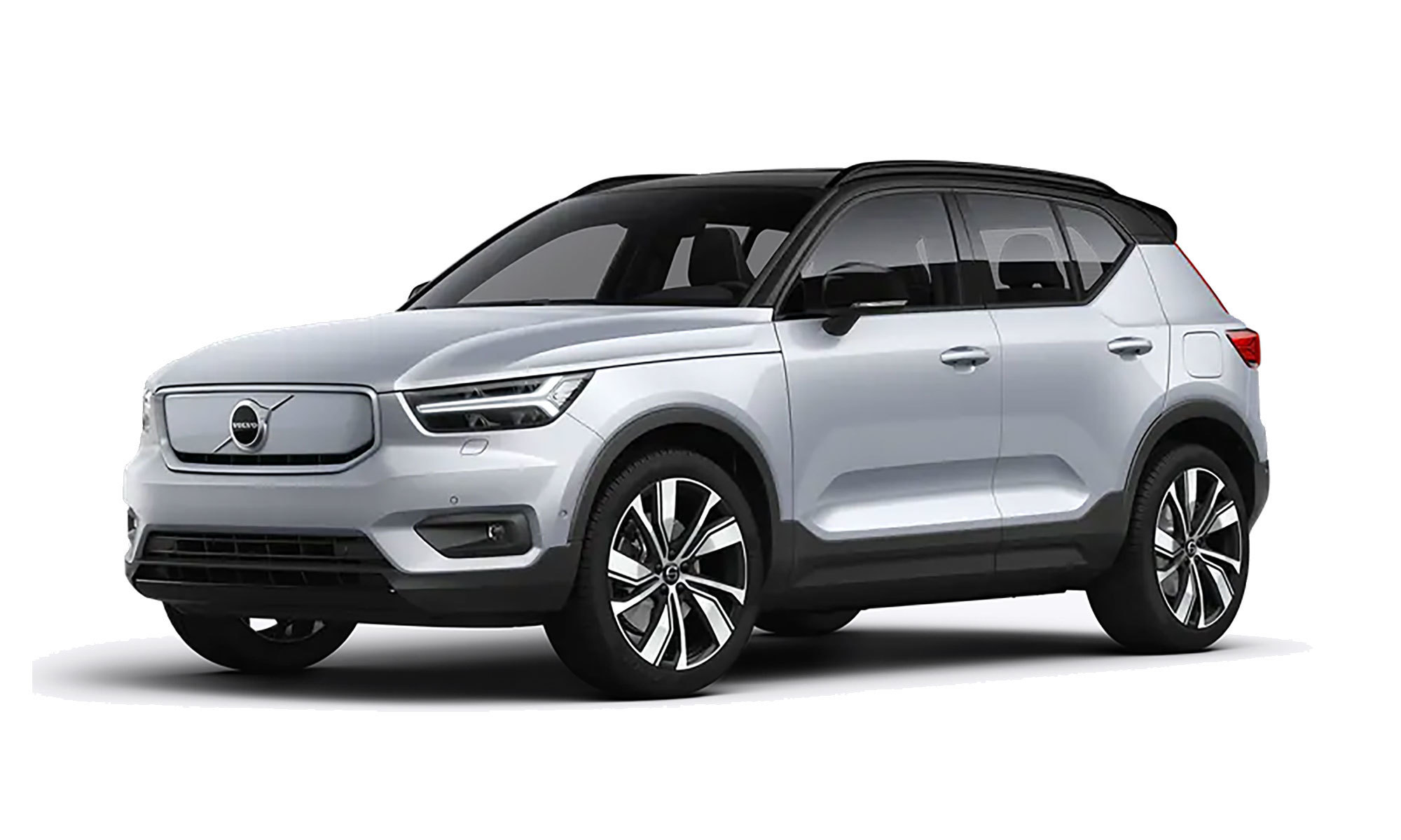 Volvo Xc40 White Background