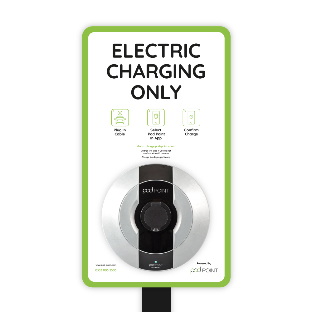 Electric Vehicle Charging Solutions | Pod Point