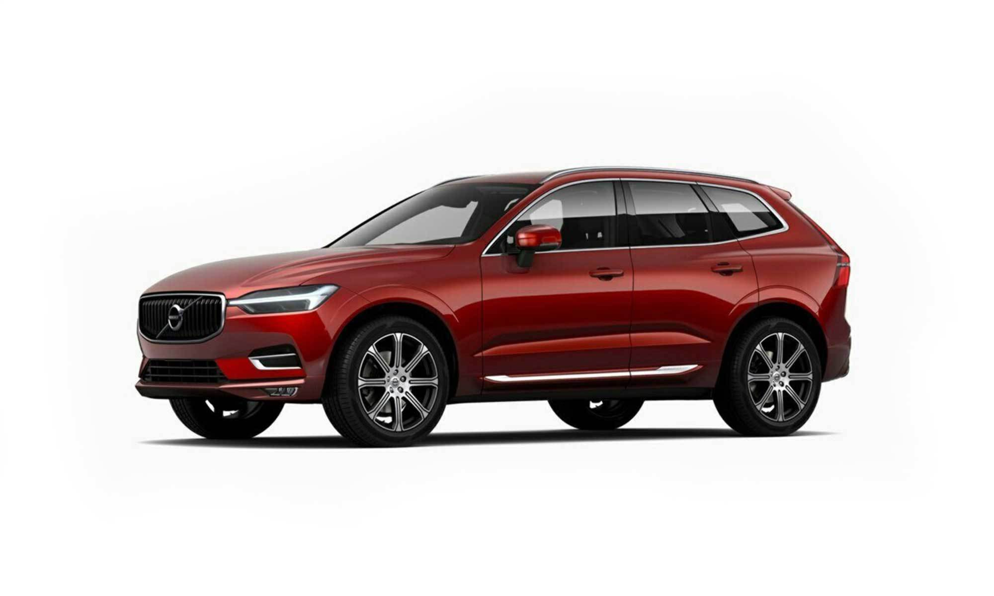 Xc60 White Background 2