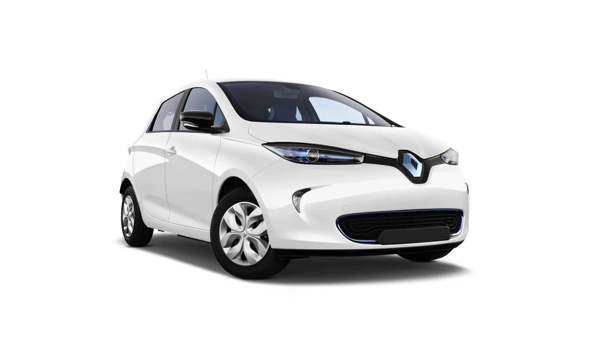 Renault Zoe R110 ZE40 (2018)