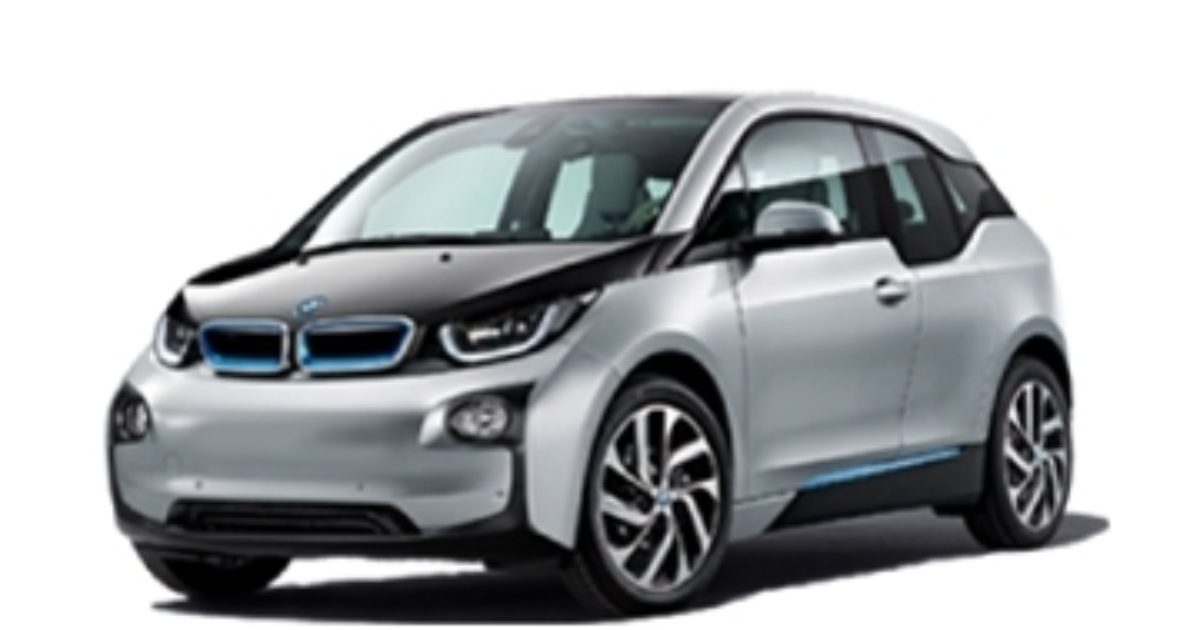 Bmw I3 Charger Pod Point