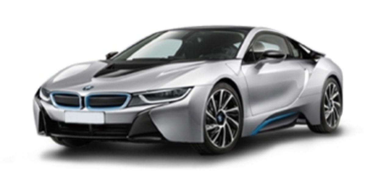Bmw I8 Charger Pod Point