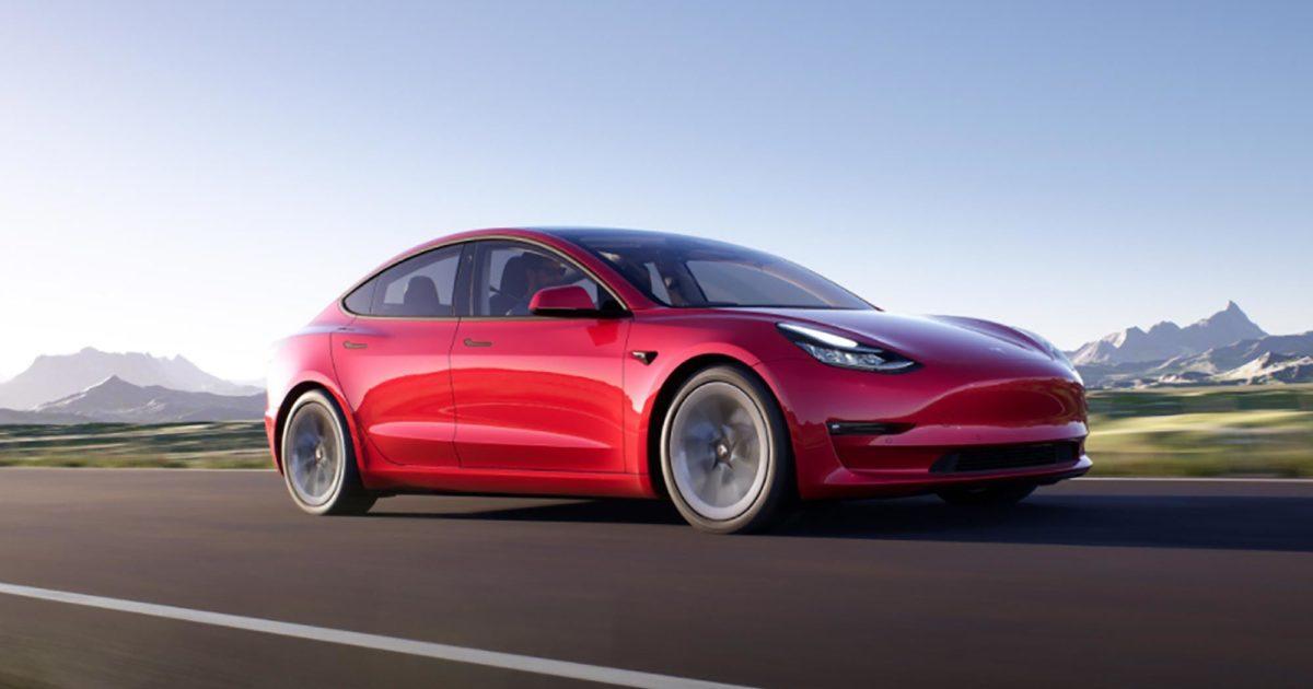Tesla Model 3 (2021) Charging Guide | Pod Point