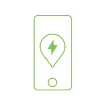 Public Electric Car Charging Stations - App
