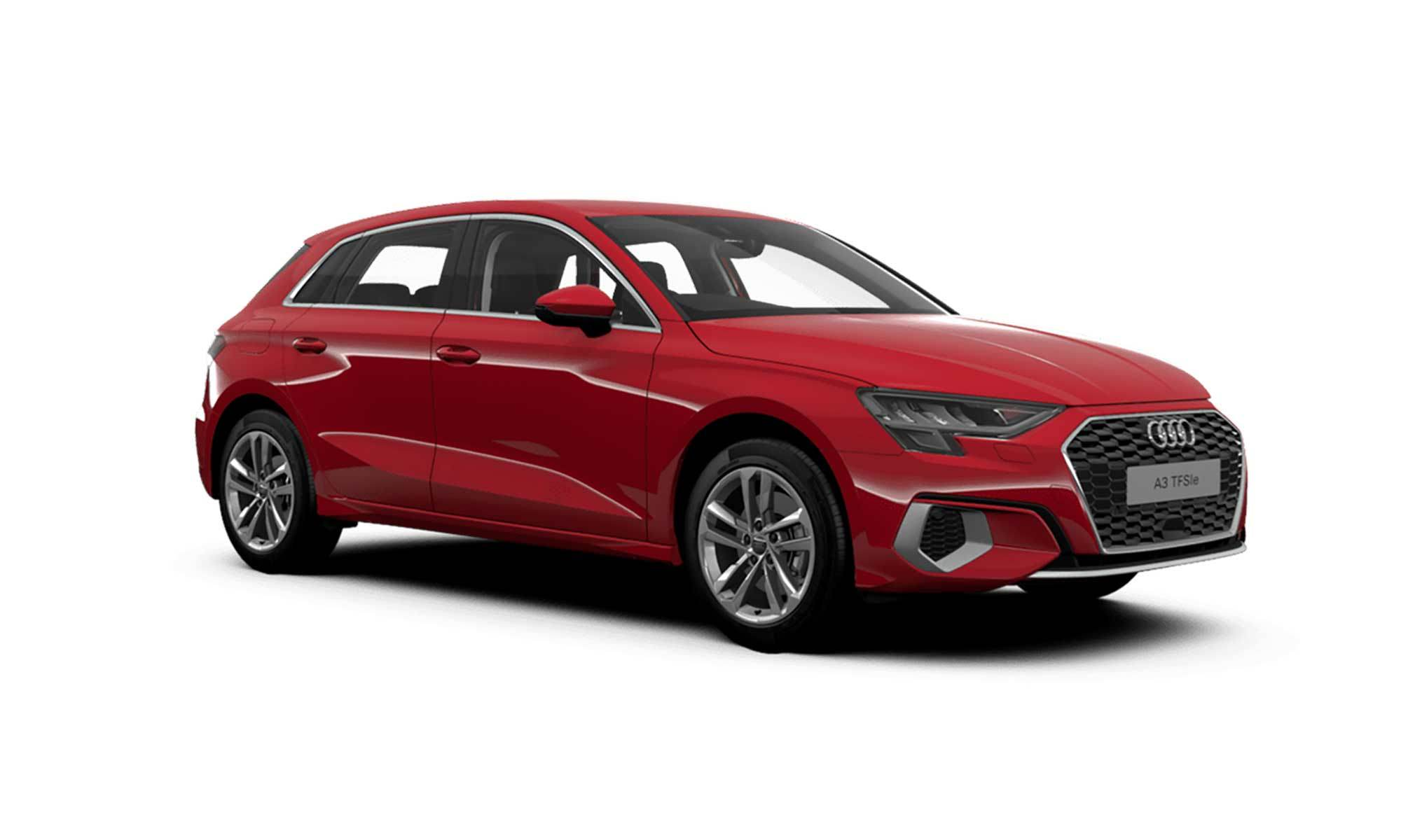 Audi A3 TFSI e (2021)