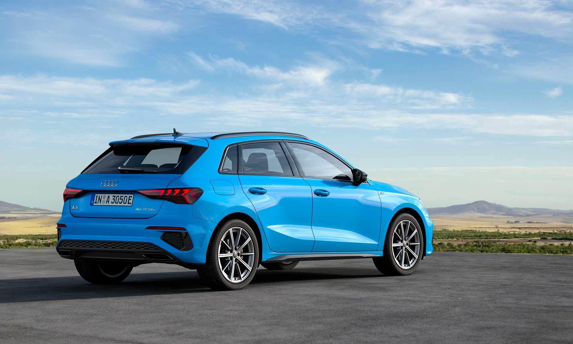Audi A3 Tfsi Lifestyle