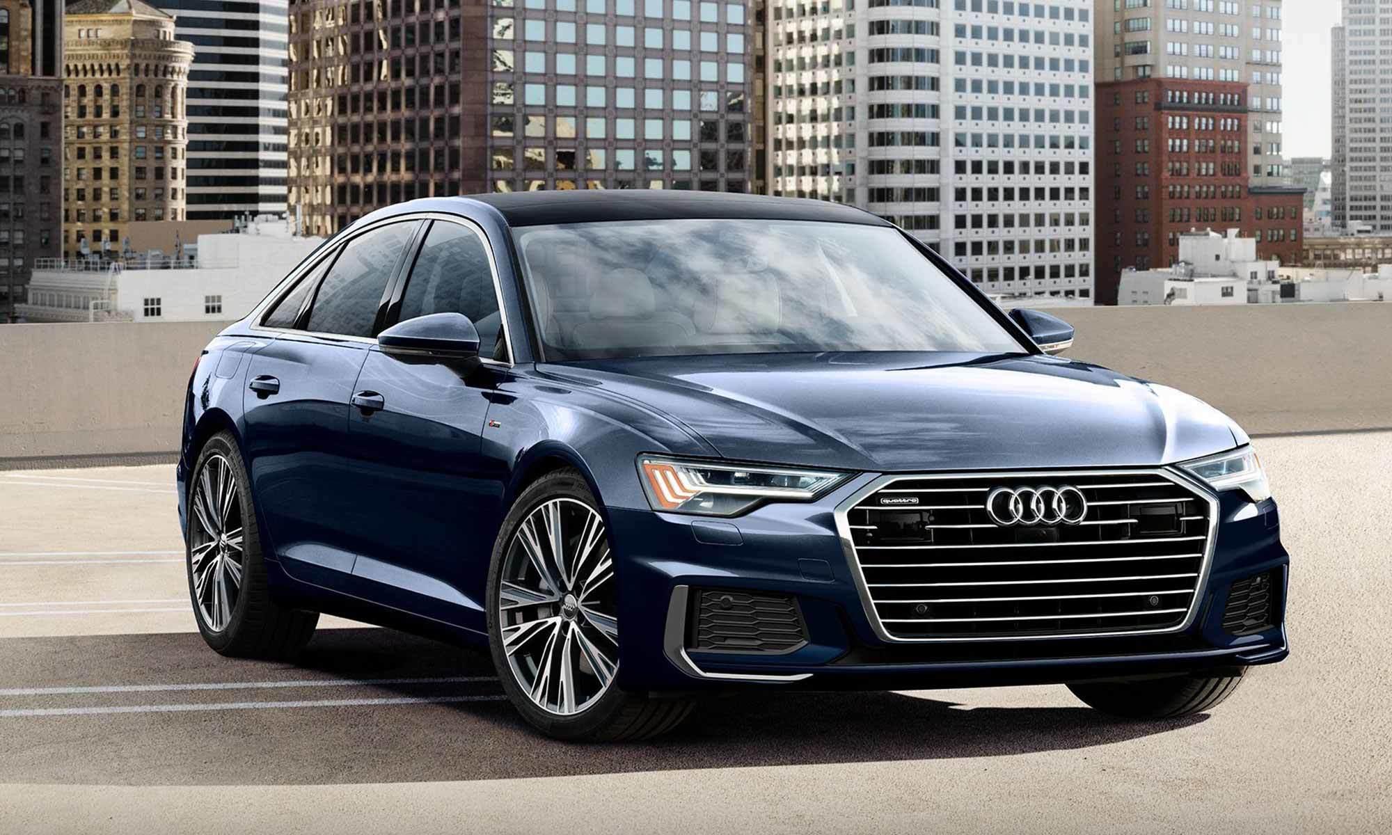 Audi A6 Tfsie Lifestyle