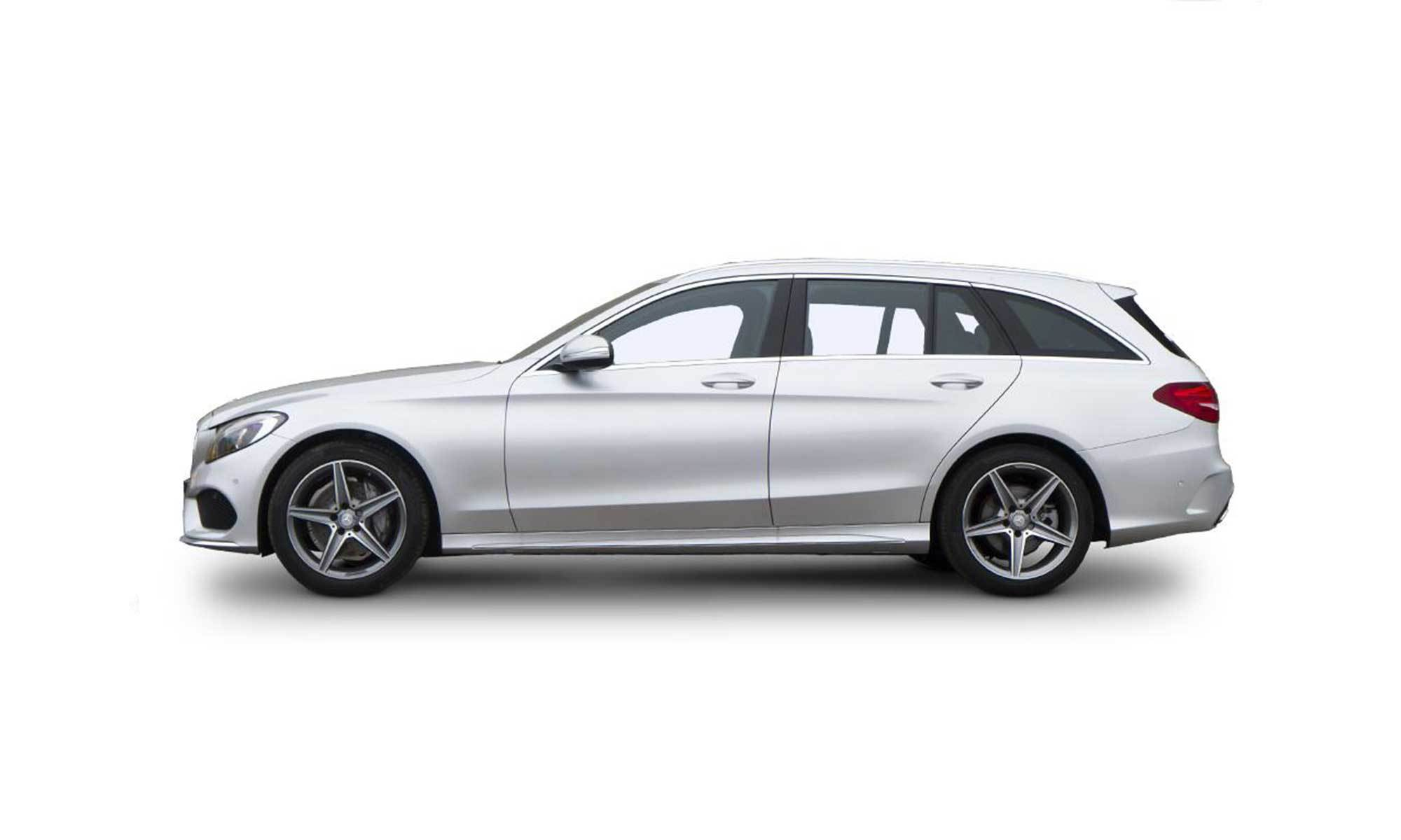 C350E Estate White Background 2