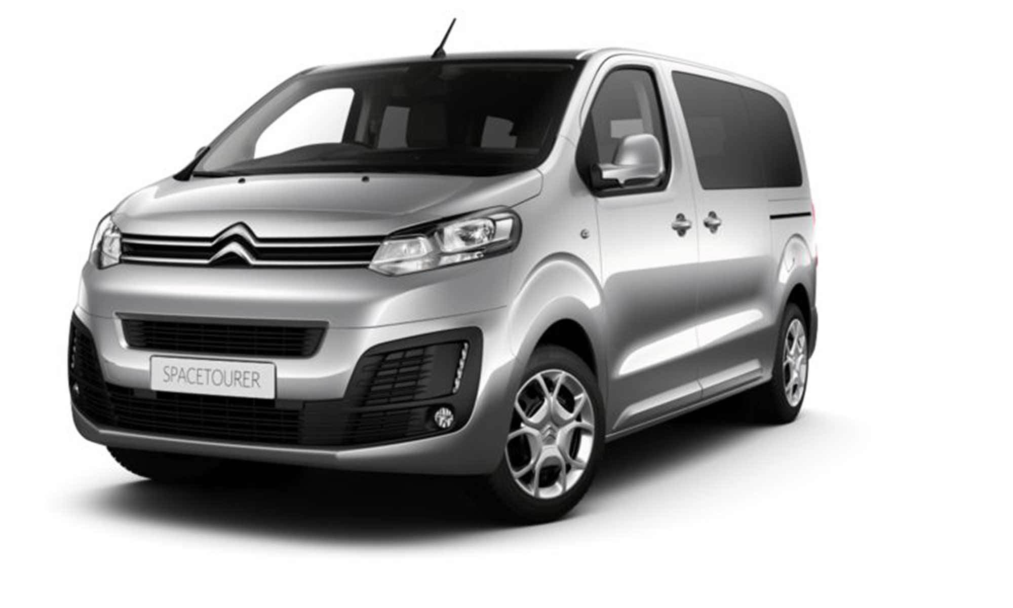 Citroën ë-SpaceTourer (2020)