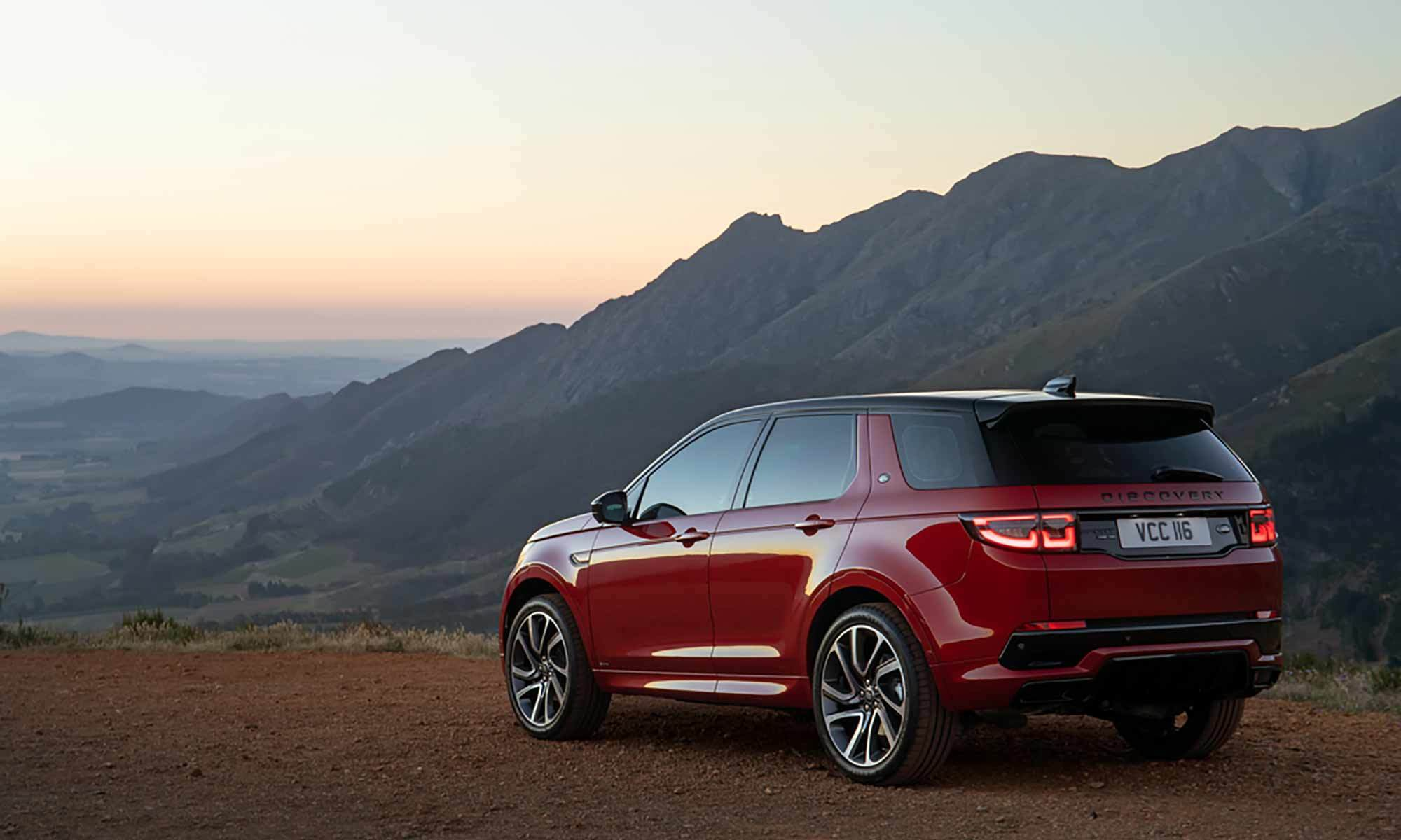 Discovery Sport Lifestyle