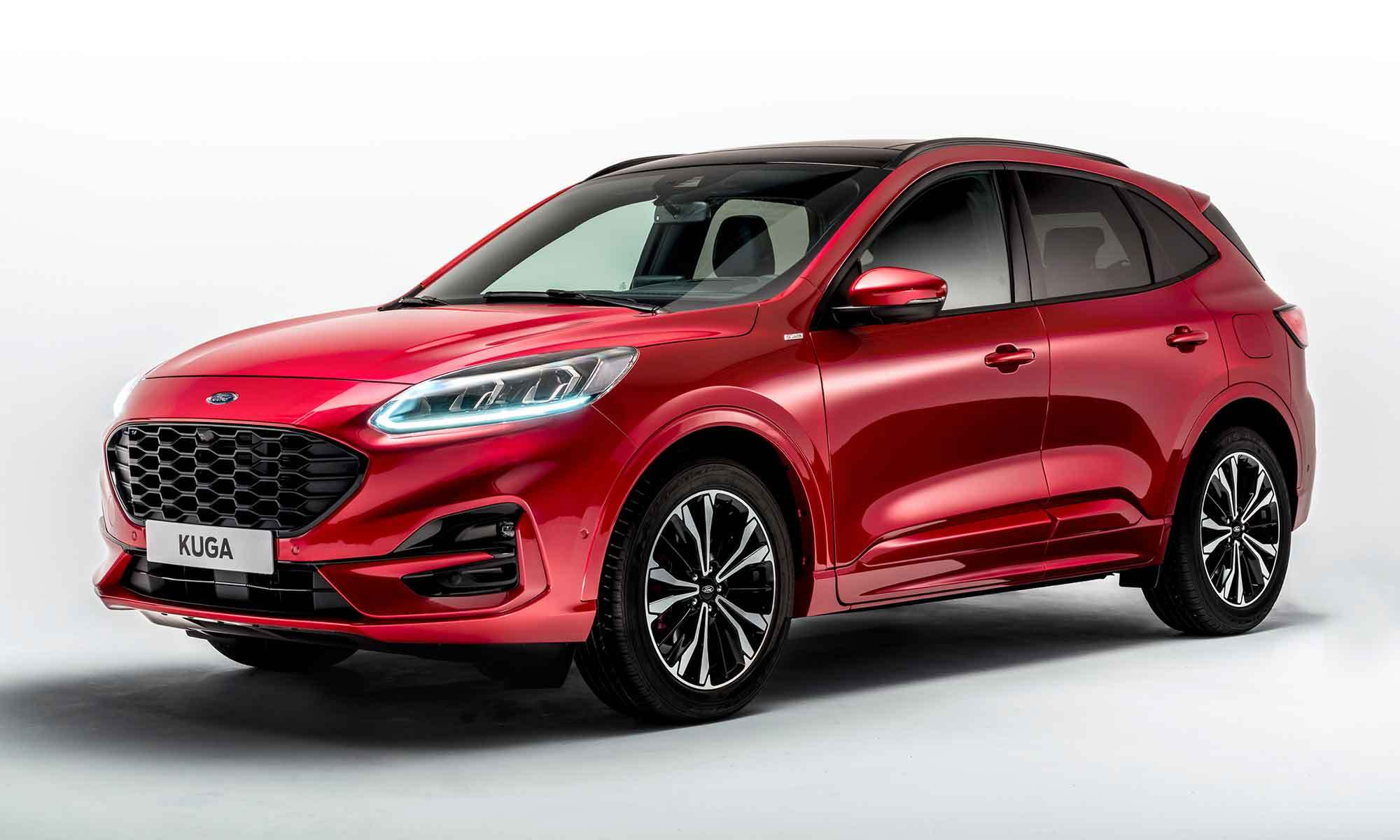 Ford Kuga 2020 Charging Guide Pod Point
