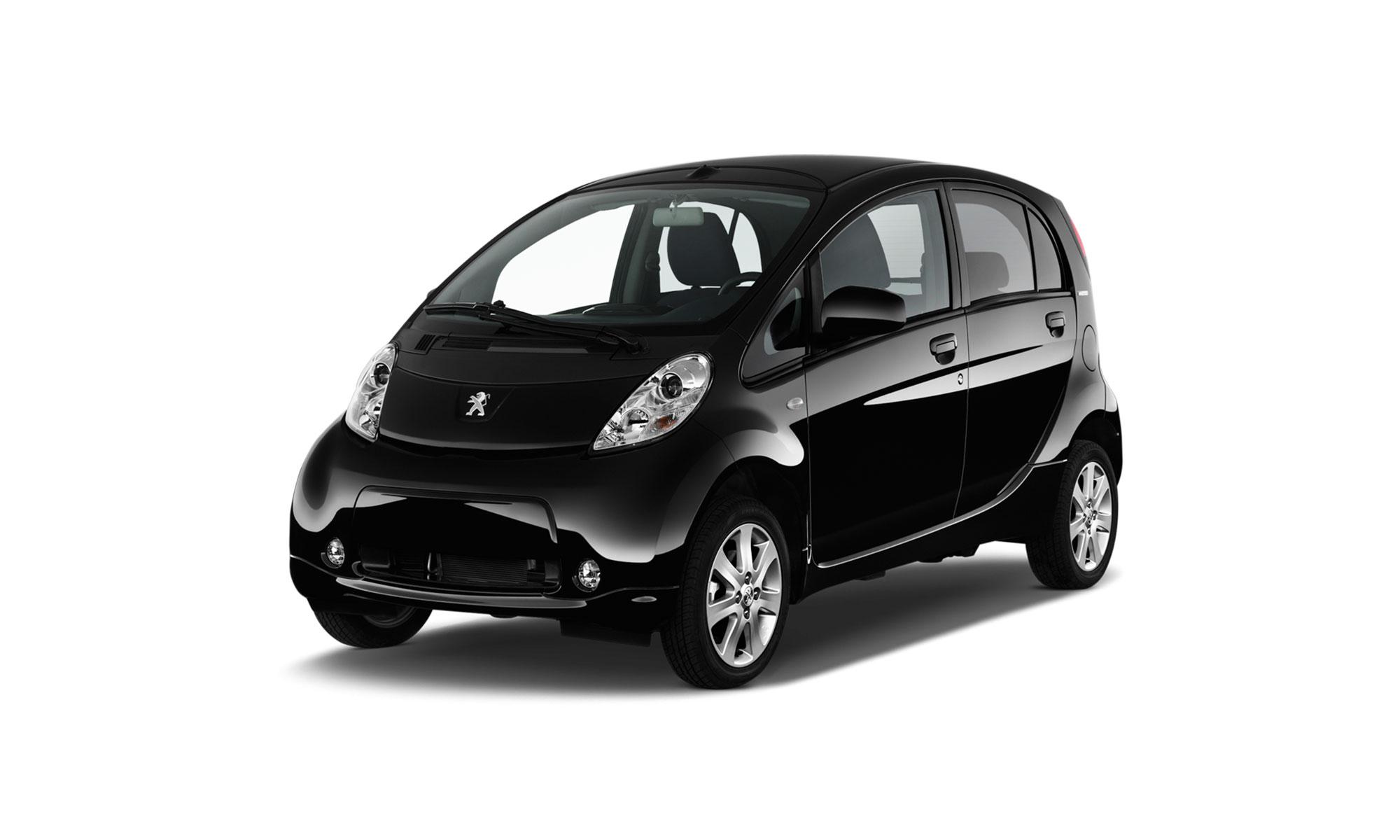 Peugeot iOn (2016)