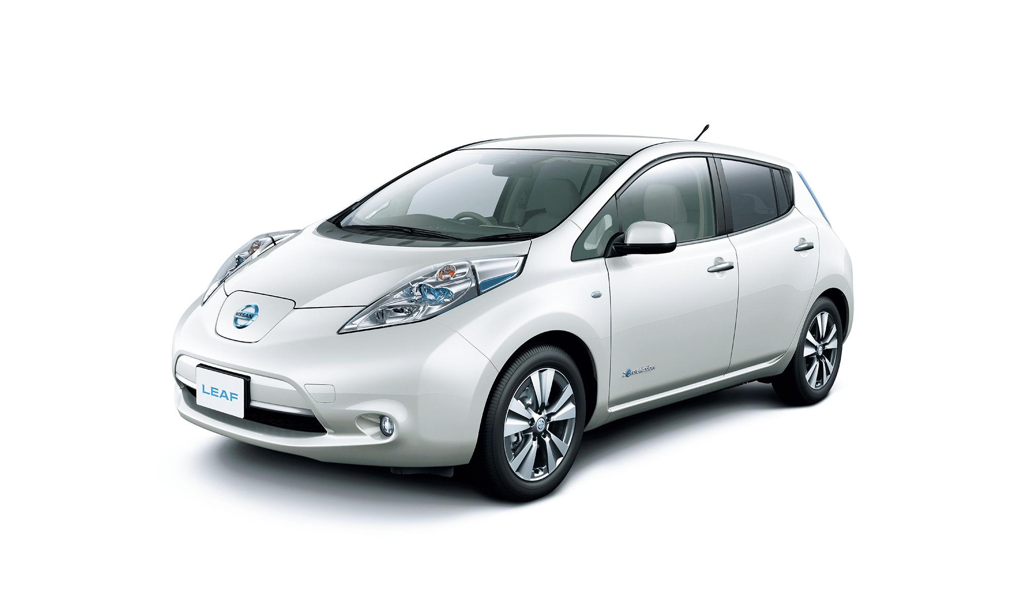Nissan LEAF 24kWh (2011)
