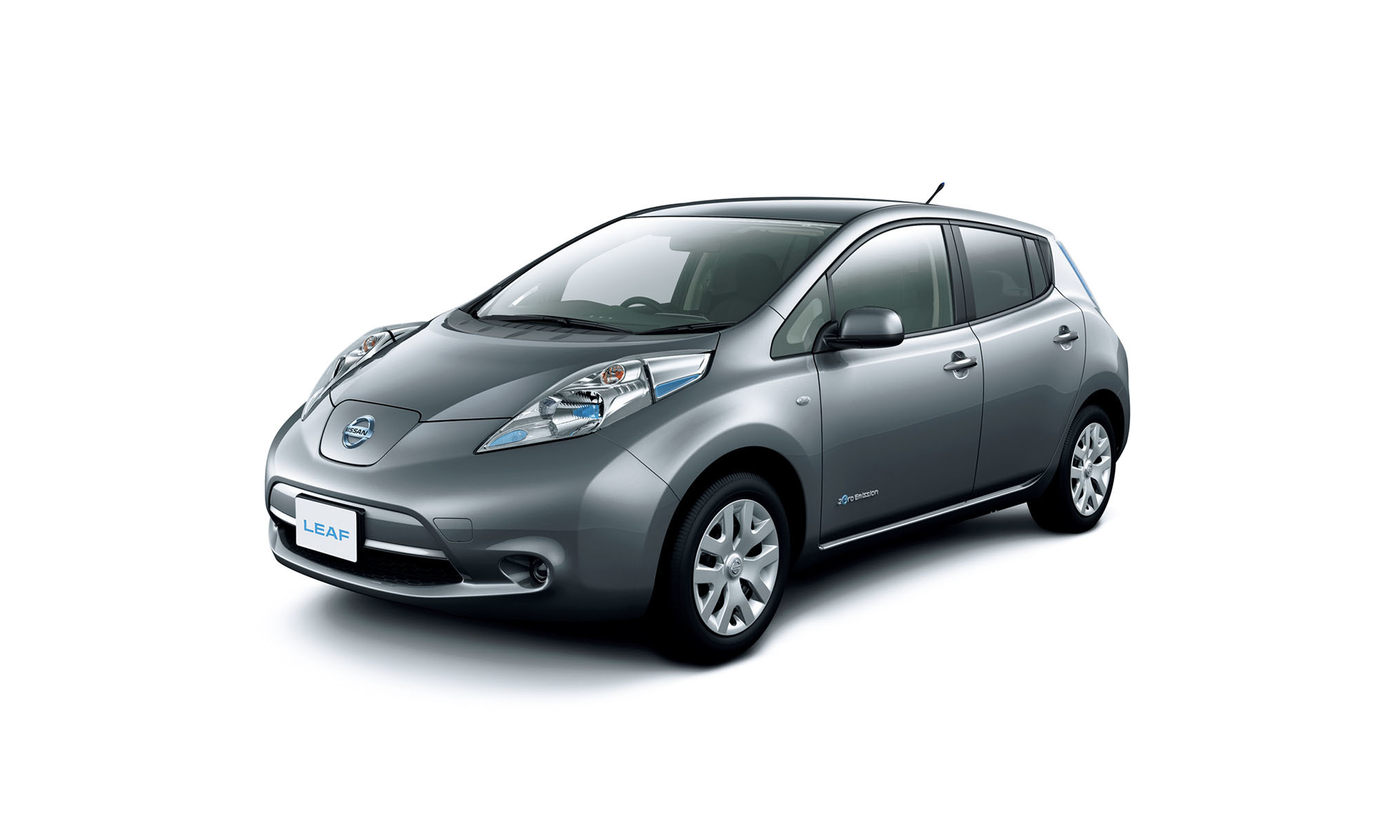 Nissan LEAF 30kWh (2015)