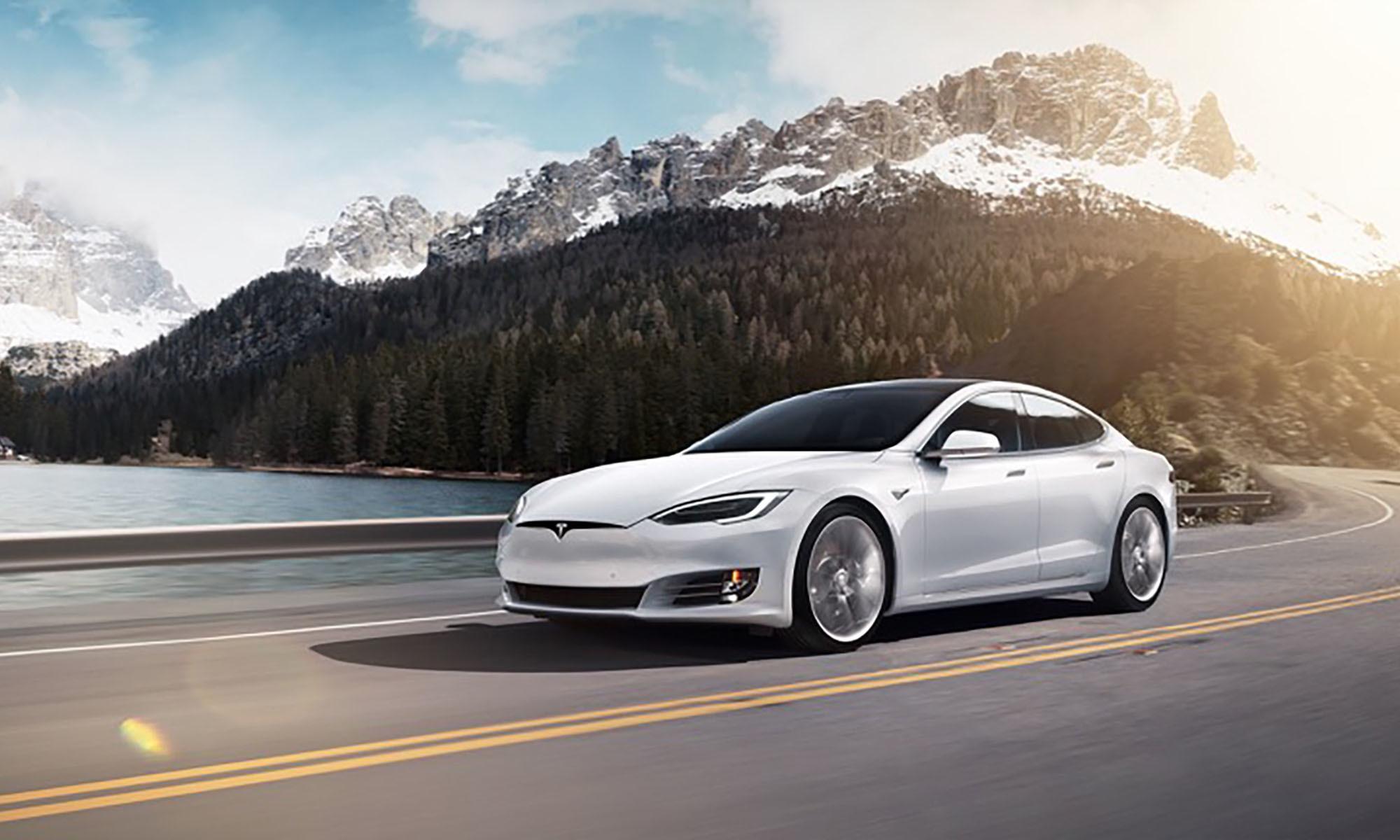 Tesla Model S (2019) Charging Guide | Pod Point