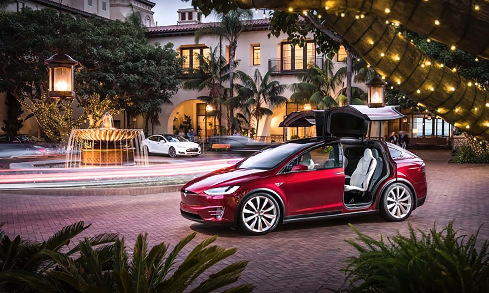 Tesla Model X (2019) Charging Guide | Pod Point