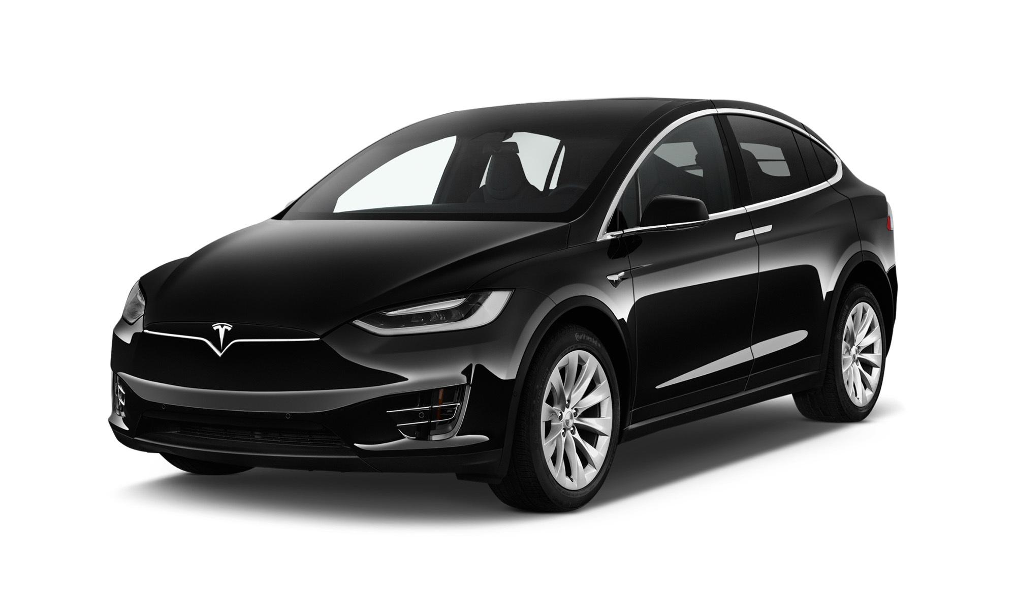 Tesla Model X Ludicrous Performance (2019)