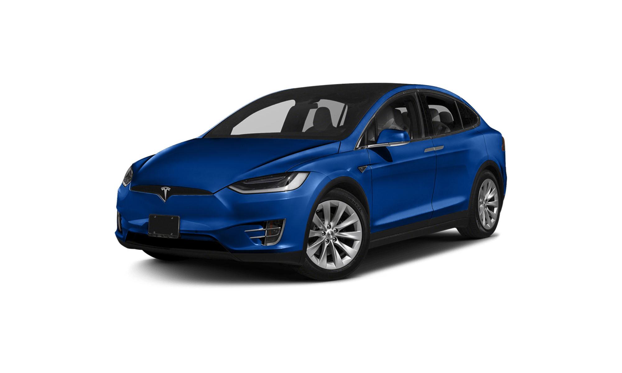 Tesla Model X 75D (2017)