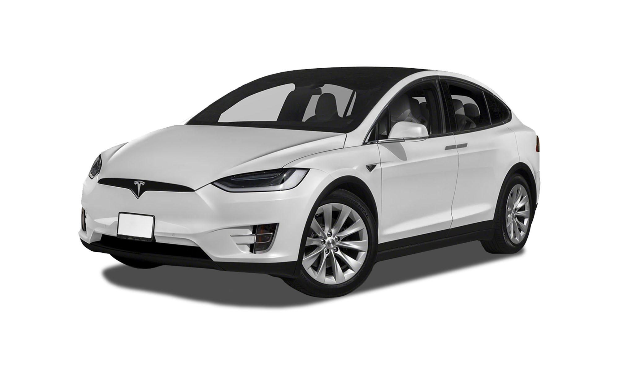 Tesla Model X Long Range (2019)