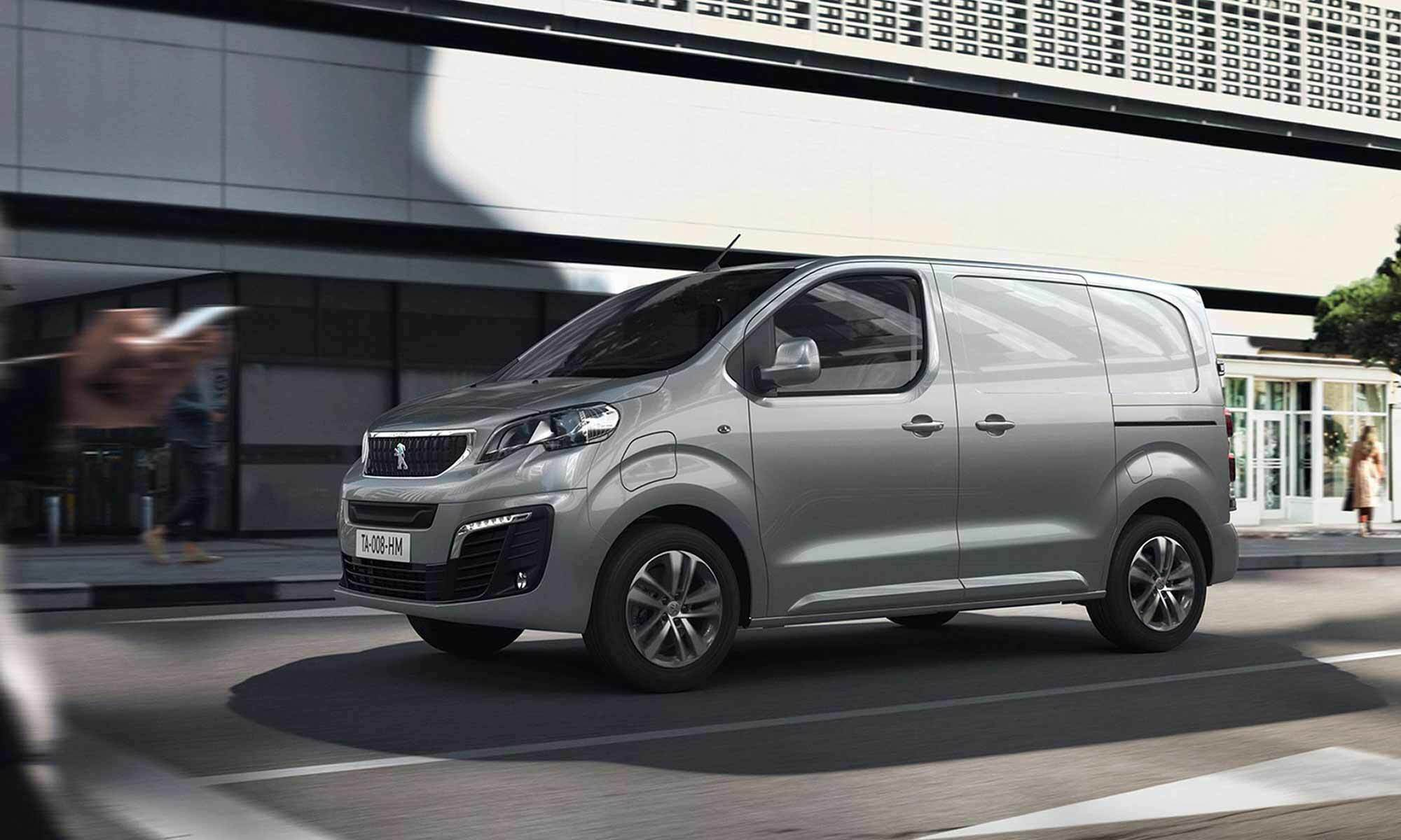 Peugeot Expert Lifestyle