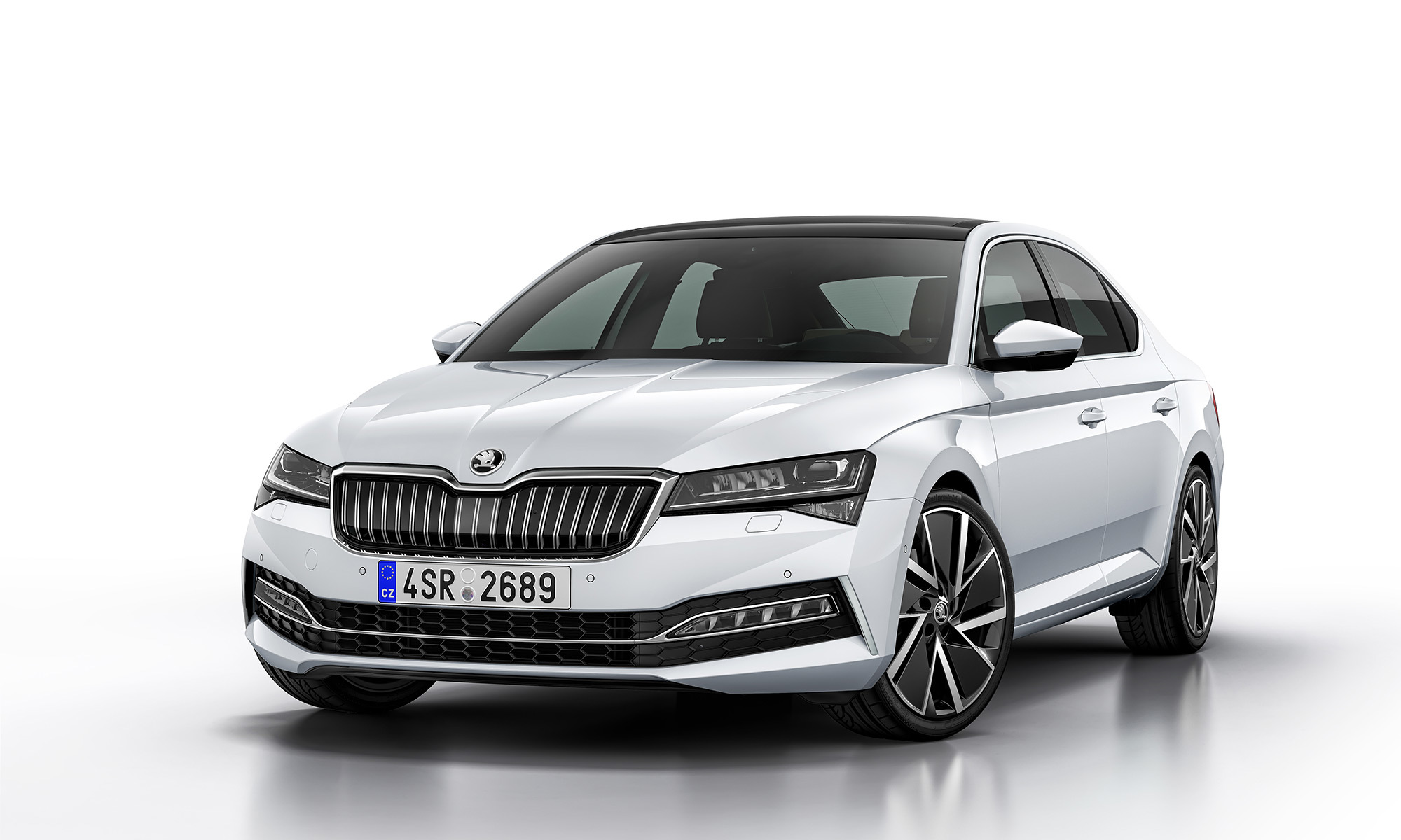 ŠKODA Superb iV (2020)