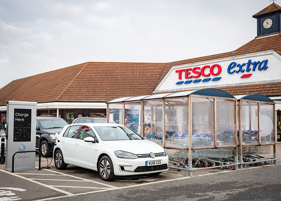 Tesco Launch