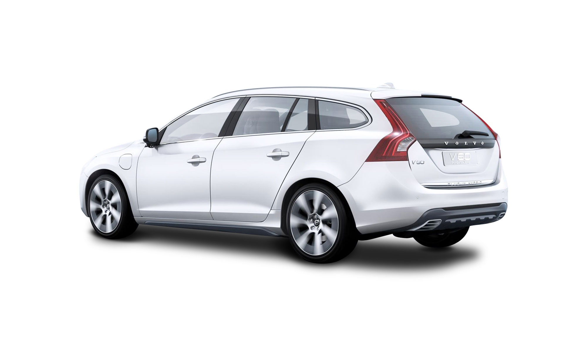 Volvo V60 PHEV (2016)