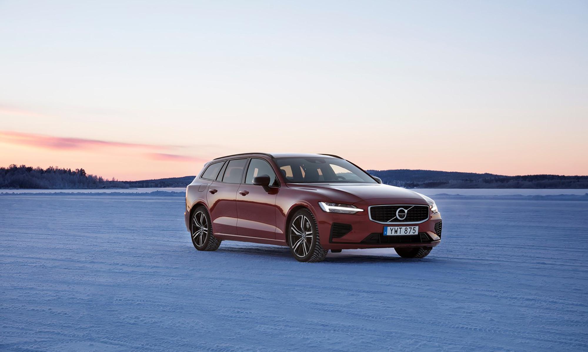 Volvo V60 2019 Lifestyle