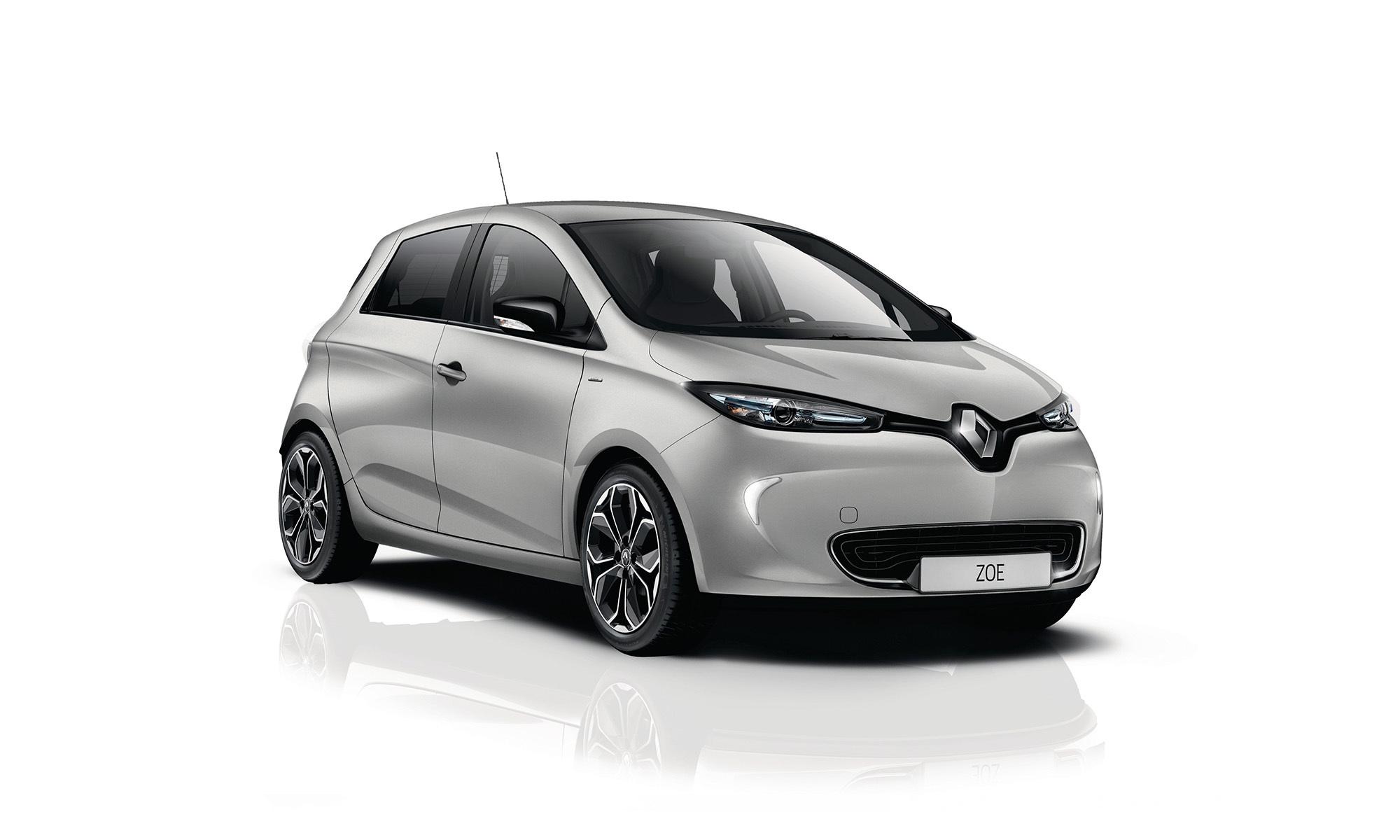 Renault Zoe Q90 ZE40 (2018)
